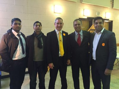 kamran hussain liberal democrats