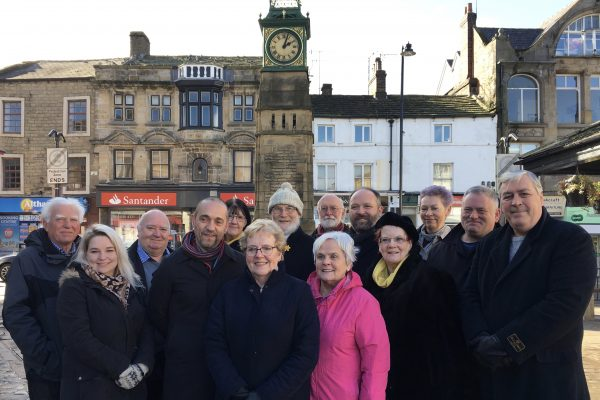 Otley Town Council elections - Liberal Democrat team of candidates 2019